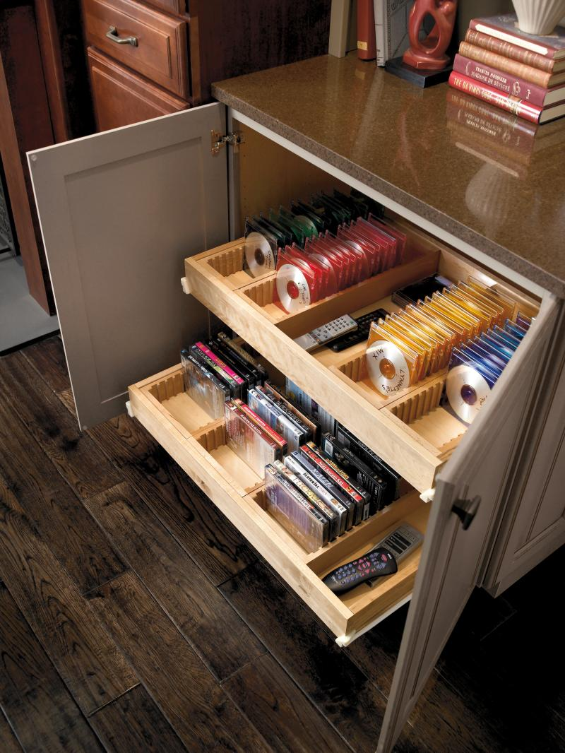 Storage for more than just the Kitchen!