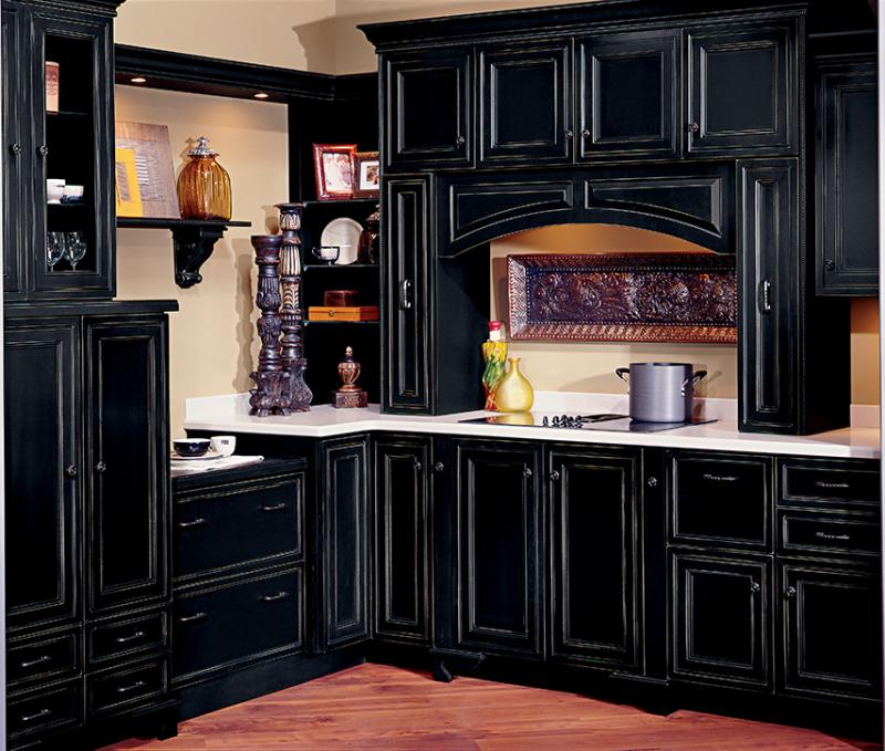 Mill Hollow Decora Cabinets